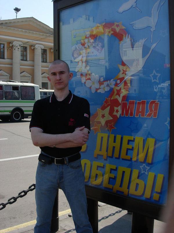 Хамзата Чумакова травит законспирированный нацист?