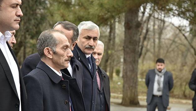 Директор турецкой делегации призвал уважать результаты референдума овоссоединении Крыма сРоссией