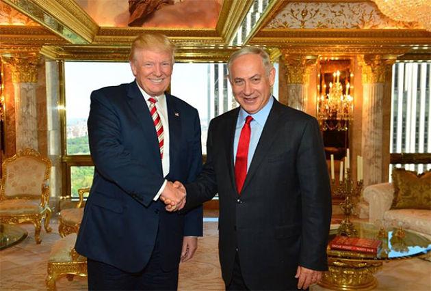 Премьер Нетаньяху назвал Трампа «истинным другом Израиля»