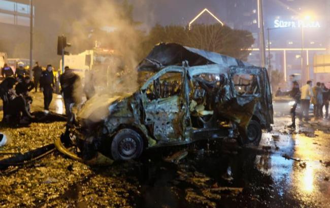 Курдские боевики взяли на себя ответственность за взрывы в Стамбуле