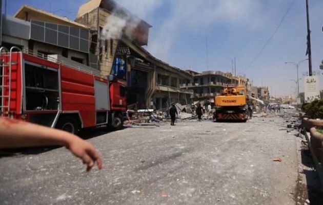 США икоалиция признались вубийстве неменее 170 мирных граждан вСирии