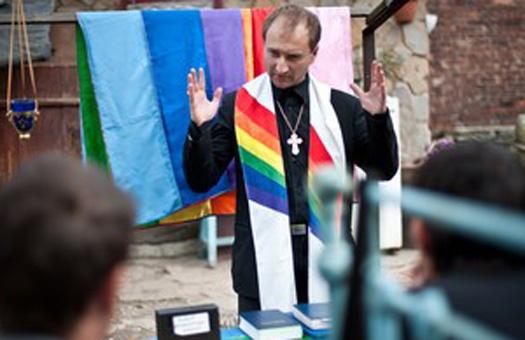 Церкви надо искать новые слова в разговоре с гомосексуалистами