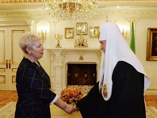 Министр образованияРФ выступила против ношения хиджабов вшколе