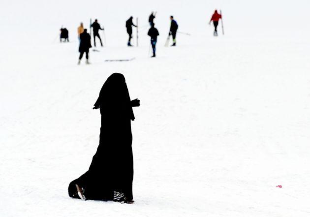 ВМарокко запретили реализацию ипроизводство бурок