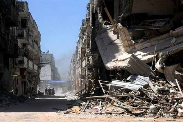 FTузнала опросьбе столицы кмировым державам оплатить восстановление Сирии