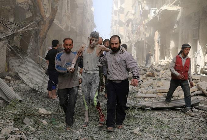 ВСирии врезультате авиаудара погибли поменьшей мере 15 человек