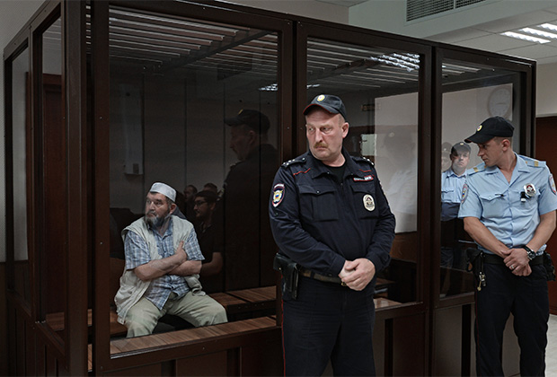Для имама московской мечети потребовали 3,5 года колонии заоправдание терроризма