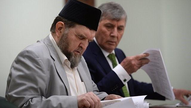 Имам Махмуд Велитов объявил о собственной невиновности