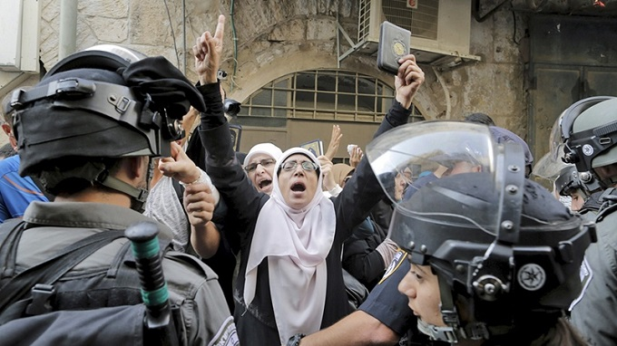 ВЮНЕСКО Израиль назвали «оккупационной державой»