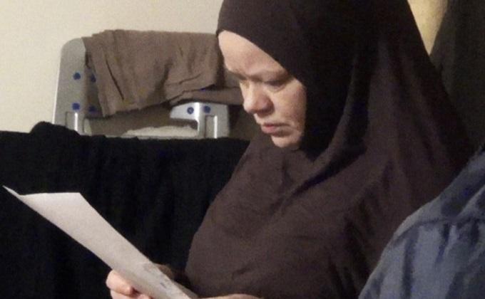 ВПетербурге задержали руководителя региональной женской ячейки террористической организации