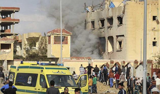 Число погибших нападения намечеть вЕгипте достигло 184 человек