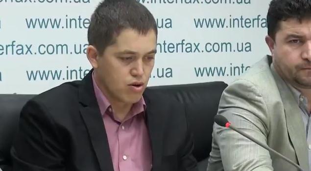 Экс-сотруднику СБУ проинформировали о сомнении впричастности кпыткам крымского татарина