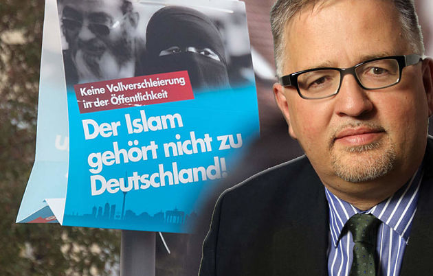 Германский политик ультраправой партии принял ислам