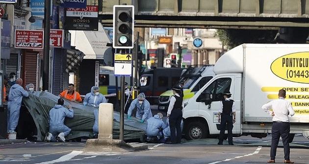 Обвиняемый втерроризме гражданин Великобритании планировал уничтожить главы города Лондона