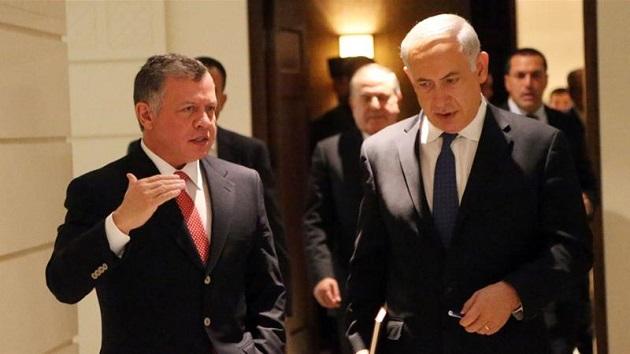 Image result for король иордании посланники трампа