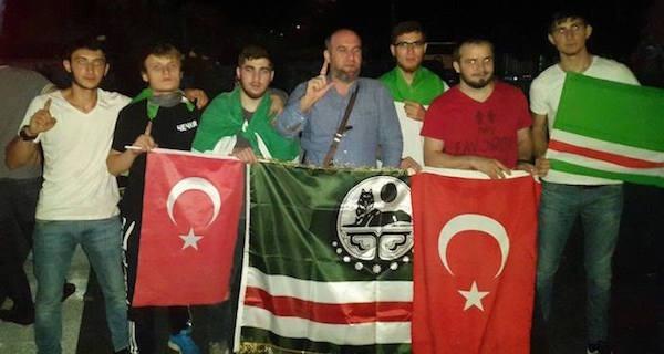 Авторское:  Обращение чеченских мухаджиров Турции в связи с попыткой военного переворота