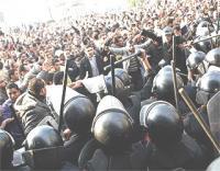 Число пострадавших в беспорядках в Каире превысило 500 человек