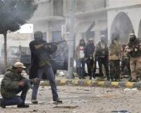 В Ливии войска новых властей начали воевать между собой