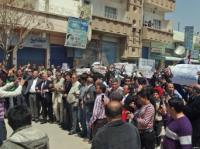 Сирийцы громят Дамаск: на улицах столицы стрельба