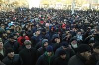 Дагестанские власти не ожидали многотысячного скандирования «Аллах Акбар!»