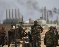 Войска М.Каддафи сумели отбить массированную атаку НАТО