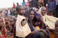 Невыносимая дилемма сомалийских матерей – кого из детей спасать, а кого оставить умирать