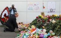 Владимир Путин почтил память жертв кораблекрушения на Волге