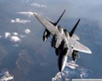 Во время налета на Ливию разбился американский самолет