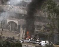 Обстрелено турецкое посольство в Багдаде