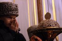 Волос Пророка в Чечне. Фоторепортаж