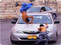 """""""Израильские"""" солдаты повалили палестинца и удерживали, пока джип колесами обламывал ему ноги (!!..)"""
