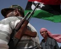 Демонстранты атаковали штаб-квартиру ПНС Ливии