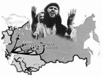 """Подрыв скоростного поезда """"Сапсан"""" организовал """"Имарат Кавказ"""" во главе с Доку Умаровым"""