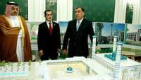 Катар строит в Душанбе самую крупную мечеть в СНГ