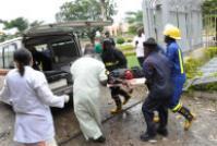 На севере Нигерии прогремело несколько взрывов
