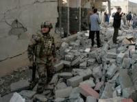 В Багдаде обстреляли посольство Турции