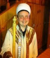 Проповедь незрячего имама в мечети «Аниляр»