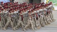 Парад во время чумы! (Ирак)
