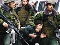 Мальчика арестовали израильские военные