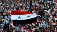 ОИС призвала к прекращению кровопролития в Сирии