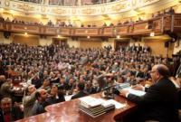 Египетская армия передала законодательную власть парламенту страны