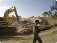 Оккупационные силы вновь разрушили палестинские строения в Ан-Накабе