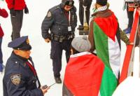В Центр Рокфеллера пришла Палестина