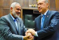 Турция поможет правительству ХАМАС