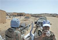 В Судане боевики расстреляли патруль миротворцев ООН