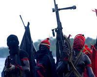 Сомалийские пираты пытались напасть на военный корабль, приняв его за сухогруз