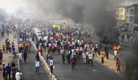 Противники ислама подожгли мечеть в Нигерии