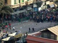 В Каире снова произошли беспорядки