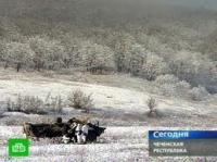 Боевиков на границе Чечни с Ингушетией спасла утечка информации о спецоперации, считают силовики