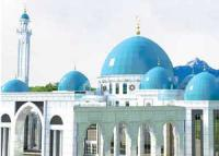 Строительство Центральной мечети Бишкека профинансирует Турция и Иордания